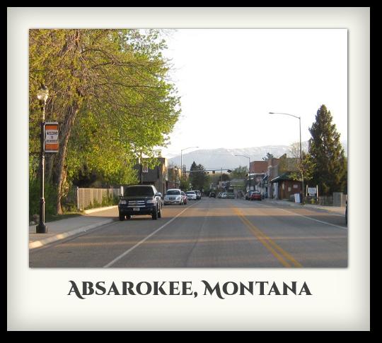 Absarokee, Montana